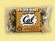 The Pasta Shoppe | Shop | Collegiate Pasta Salads | Cal Berkeley Golden Bears Pasta Salad