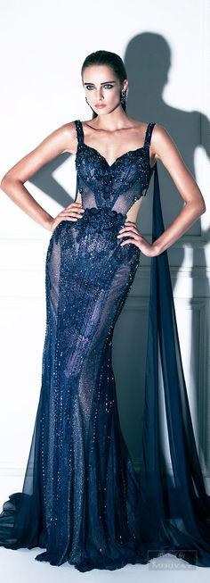 Dany Tabet.Fall-winter.2014/2015.~ More beautiful couture dresses added daily @ https://www.pinterest.com/tanja62287/couture-dresses/