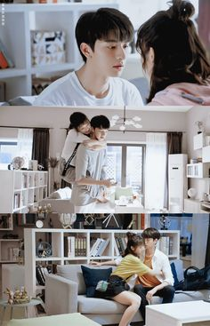 This drama is adorable Perfect Relationship, Relationship Goals, Chines Drama, Web Drama, Drama Memes, Best Dramas, Perfect Boyfriend, Anime Love Couple, Avatar Couple