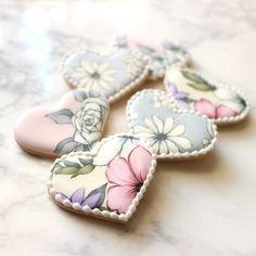 Mother's Day Cookies, Paint Cookies, Sugar Cookies, Edible Cookies, Royal Icing Cookies, Easter Cupcakes, Easter Cookies, Valentine Cookies, Valentines