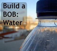 Water is a critical survival need.  Your BOB should have equipment and supplies to keep you safety hydrated.