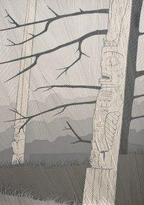 Roy Henry Vickers print / Tofino, Vancouver Island, BC
