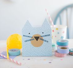 How To - Stamped Party Bags - Party Pieces Blog & Inspiration