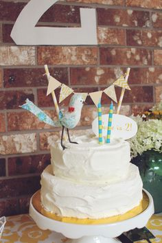 You are my sunshine party: sage is two!