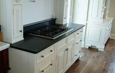 Instant Granite Film Unatuba Black - Temporary solution to our counter problem.