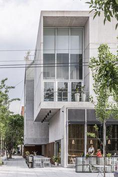 Mercedes 3880, MMCV, Buenos Aires, Argentina, 2013-2014. Arquitectos local comercial: Nidolab Arquitectura, Sergio Mizraji. Fotografía: Pablo Gerson.
