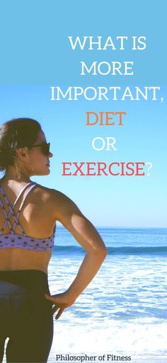 What is more important, diet or exercise? Click to find out the answer plus the answers to other common fitness questions!