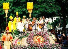 Aloha Festivals   Honolulu Aloha Week Parade