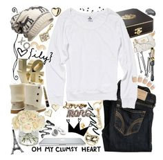 """""""i'll be there for you, i would care for you, i keep thinkin you just dont know"""" by kalbal ❤ liked on Polyvore featuring Juicy Couture, Victoria's Secret, Rabens Saloner, Coach, Forever 21, Links of London, TIARA, Hot Tools, Replenix and BOBBY"""