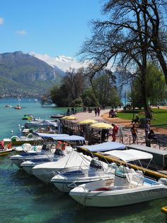 10 lakes to visit in Europre
