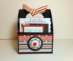 Paper Goodness: Creating from the Heart: More Merry!!