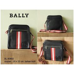 BALLY BL80682. Rp. 315.000,- #bag #branded #man #bally #fashion #import #quality #recommended #tasfashion #fashionstuff #jual #jualan #tascowok #murah #promosibarang #promosi #dompetcowok - @toserba_fashion- #webstagram