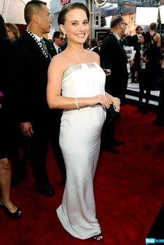 Natalie Portman: As long as she didn't go with a swan theme for the nursery, were certain Natalie did all the aesthetics of being pregnant perfectly.  Click here for a full gallery of pregnant and fabulous celebs!