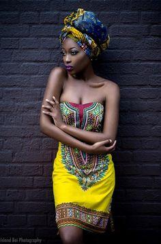 L'art du turban vu par Joey Rosado Photographe - Pagnifik