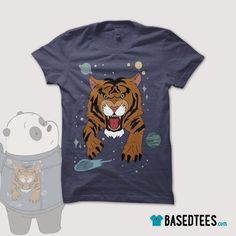 We Bare Bears Jean Jacket T-shirt by Frayel on Etsy https://www.etsy.com/listing/261610455/we-bare-bears-jean-jacket-t-shirt