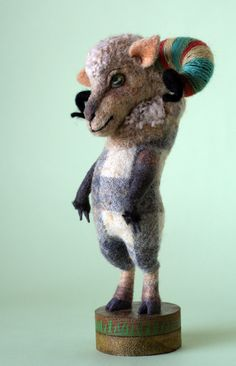 *NEEDLE FELTED ART ~ by: Yamoo, colshe_2.jpg