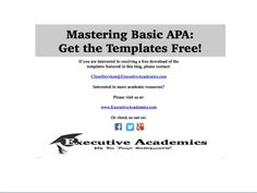Page   Apa Formatting Template    Content