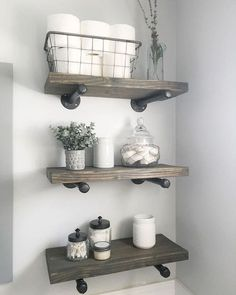 50 Awesome Industrial Farmhouse Design Ideas to Complement Your Home In If you are looking for [keyword], You come to the right place. Below are the 50 Awesome Industrial Farmhouse Design Ideas . Industrial Home Design, Industrial Farmhouse, Industrial House, Farmhouse Design, Rustic Farmhouse, Farmhouse Style, Farmhouse Ideas, Industrial Bathroom, Cheap Home Decor