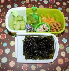 Simple Bento Lunch