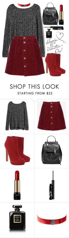 """""""98"""" by erohina-d ❤ liked on Polyvore featuring beauty, Gap, Jack Wills, Alexander McQueen, Marc Jacobs, Lancôme, Chanel and Artisan"""