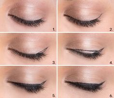 Secret to nailing the perfect cat eye