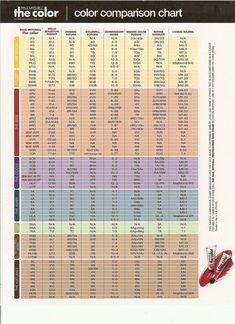 Professional Hair Color Conversion Chart Admirable Index Hairmaven Matrix Hair Color Chart Pdf Unnatural Hair Color, Vivid Hair Color, Ombre Hair Color, Matrix Hair Color Chart, Matrix Color, Convertion Chart, Redken Hair Color, Hair Chart, Uk Hairstyles