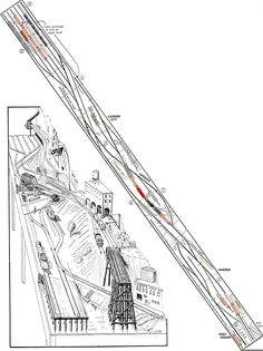 Model Train Resource: N-Scale Track Plans for Shelf