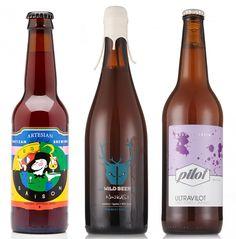 Three to try: Partizan X Artesian Bar Negroni Saison; Wild Beer Ninkasi; Pilot Ultravilot
