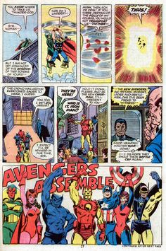 The Avengers (1963) Issue #151 - Read The Avengers (1963) Issue #151 comic online in high quality