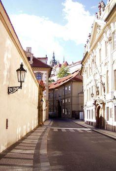 In Lesser Town, Prague, Czechia #Prague #Czechia #city
