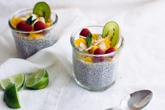 Simple Mango Chia Pudding | Nutrition Stripped #vegan #recipes