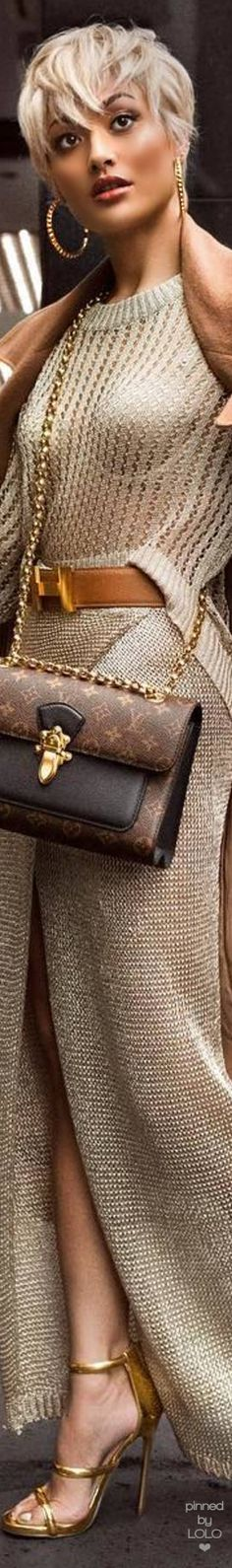 Micah Gianneli Street Chic Louis Vuitton