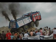 This compilation was filmed MORE TRIPS MADE IN CZECH IN THESE COMPETITIONS HEAVY TRUCK. IN MY COUNTRY ROMANIA they were all buried with the trucking industry...