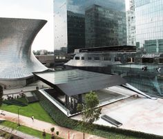 Ensamble Studio / cervantes theater . mexico