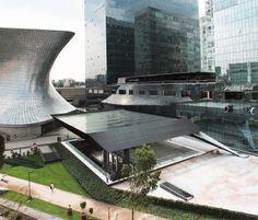 Ensamble Studio / cervantes theater . mexico