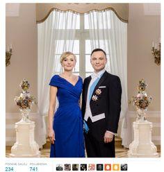Zdjęcie pary prezydenckiej hitem w sieci. Co je wyróżnia?