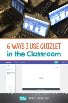 My Students and I Just Love This Online Quiz Tool. Thinking about using Quizlet in your classroom and wondering how other teachers use it? Check out one educator's thoughts and list of cool ideas. Teaching Technology, Technology Integration, Educational Technology, Teaching Programs, Lessons For Kids, Piano Lessons, Art Lessons, Online Classroom, Education English