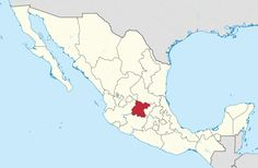 Mexico Jalisco Map Get Away With Tablet Chihuahua Mexico