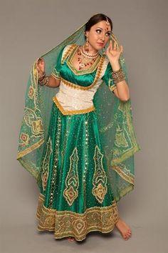 Купить индийский костюм