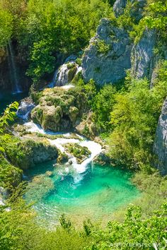 Brilliant Plitvice Lakes National Parks in Croatia - Must See! #travel