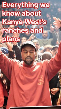 Kanye West has bought 2 ranches in Wyoming this year and was just denied a permit to build a 'meditation' amphitheater on one of them. Here's everything we know about his plans.