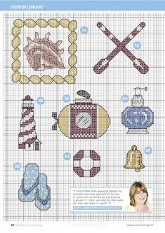 Gallery.ru / Фото #32 - The world of cross stitching 219 - WhiteAngel
