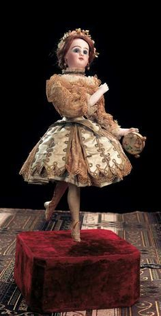 theriault's antique automaton dolls - Google Search