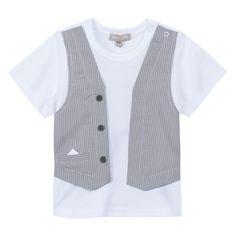 #GrainDeBlé #littleboy #kids #ss15 #tshirt #party #festa #spring #summer  www.zgeneration.com/it/