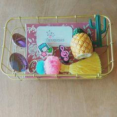 """Unicorn"" Pom Pom and tassel accessory charm 🦄💕🌸🌈 Summer mood🌸🌵💕 Tassels, Unicorn, Dangles, Charmed, Mood, Summer, Pink, Handmade, Etsy"