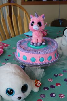 4 Most Creative Beanie Boo Birthday Party Ideas - Ty introduced Beanie Boos in June 2009. These cuties are the same with the well-known Best Selling Amazon Beanie Babies but the only difference is tha... - img_4823 .
