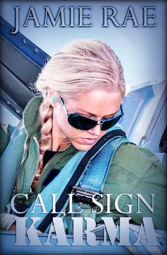 ✿✿✿ Character Blitz: CALL SIGN KARMA by Jamie Rae + GIVEAWAY ✿✿✿