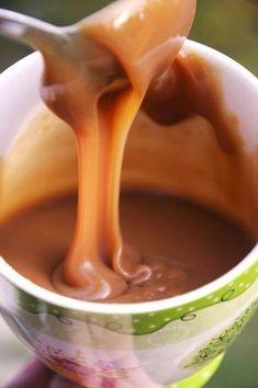 Karamel öntet Dessert Drinks, Dessert Recipes, Bakery Recipes, Cooking Recipes, Homemade Sweets, Caramel Recipes, Hungarian Recipes, Sweet Cakes, Sweet And Salty