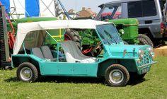 1968 Austin Mini Moke cabriolet