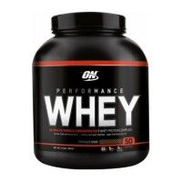 ON Performance Whey is an all-whey protein formulated supplement which helps active adults who demand more from their pre-workout , post-workout and AM shakes. Along with ON's legendary quality, it provides incredible superior and versatility value. Each scoop mixes up in as little as 3 to 4 ounces of milk, water or your favorite beverage also. You can also mix up with 6 to 8 ounces. As a shake, Performance Whey delivers amazing milkshake-tasting muscle building support from 22 grams of…